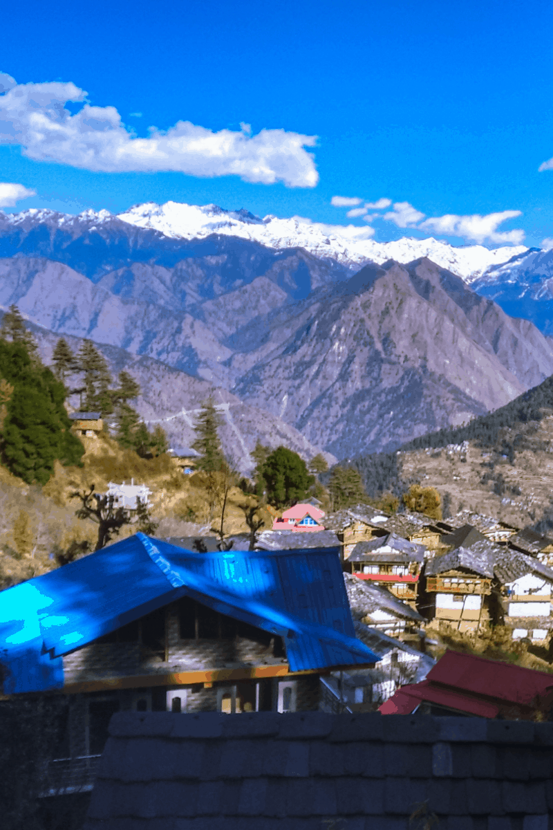 Locales to visit instead of Kasol
