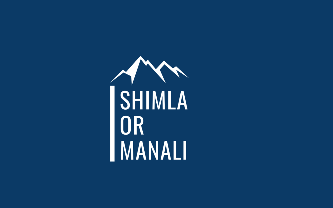 Is Shimla better or Manali: Let's Find Out!