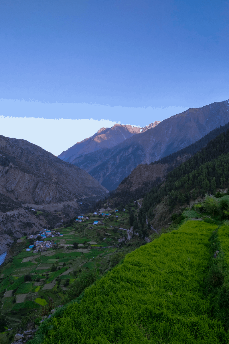 Lesser Known Villages of Lahaul Valley