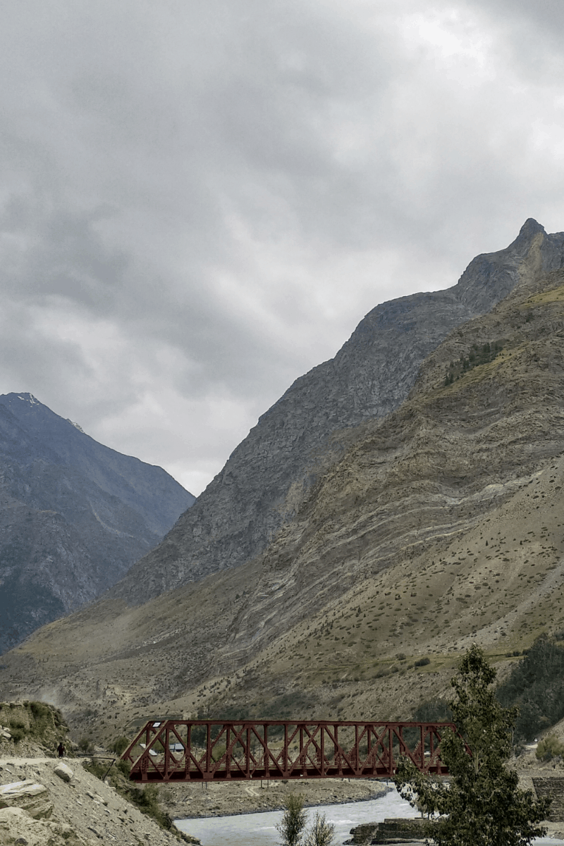 Lesser known villages of Lahaul