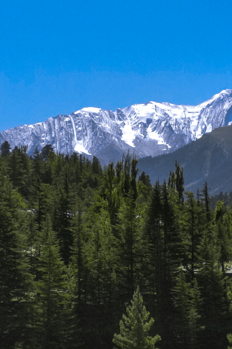 Villages of Lahaul valley