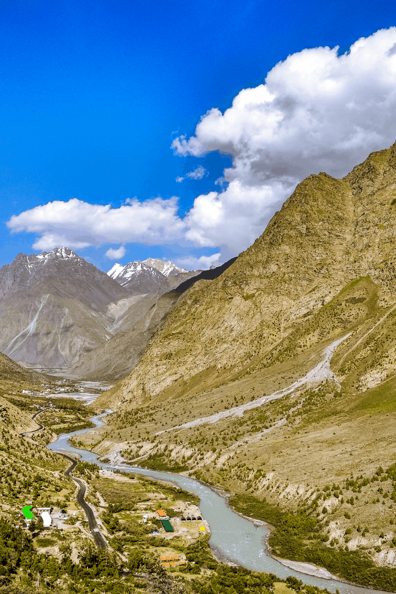 Villages of Lahaul