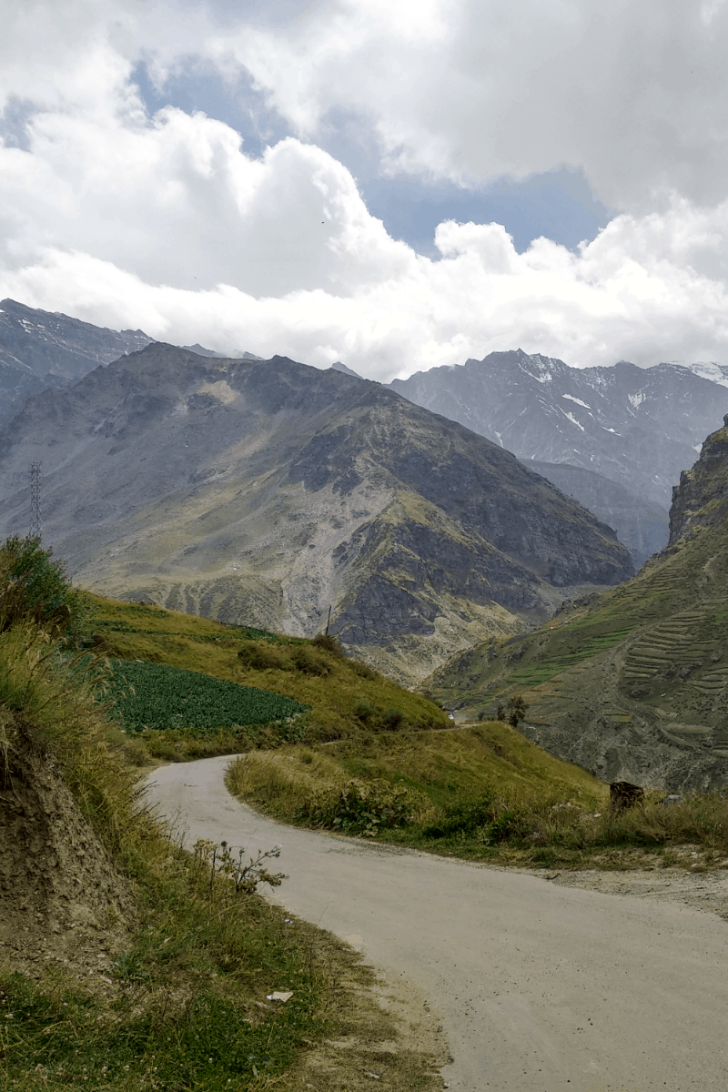 Lesser Explored Villages of Lahaul Valley