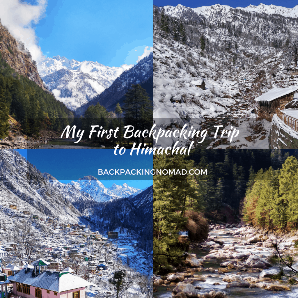 Backpacking Itinerary to Parvati Valley