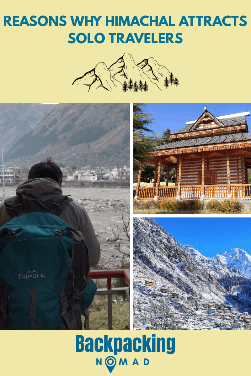 Reasons Why Himachal Attracts Solo Travelers