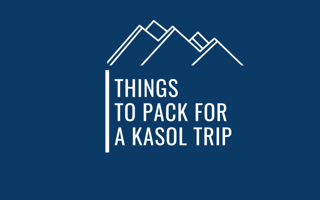 31 Extremely Important Things That You Must Pack For A Kasol Trip