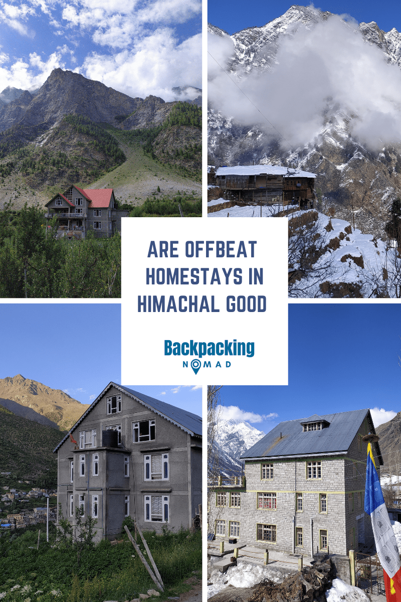 are offbeat homestays in himachal good
